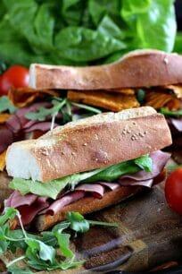 Roast Beef Sandwich Ideas 6004