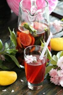 Cherry Kiwi Iced Tea 8010