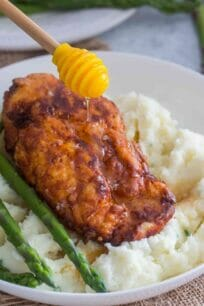 Cheesecake Factory Honey Truffle Chicken Copycat recipe