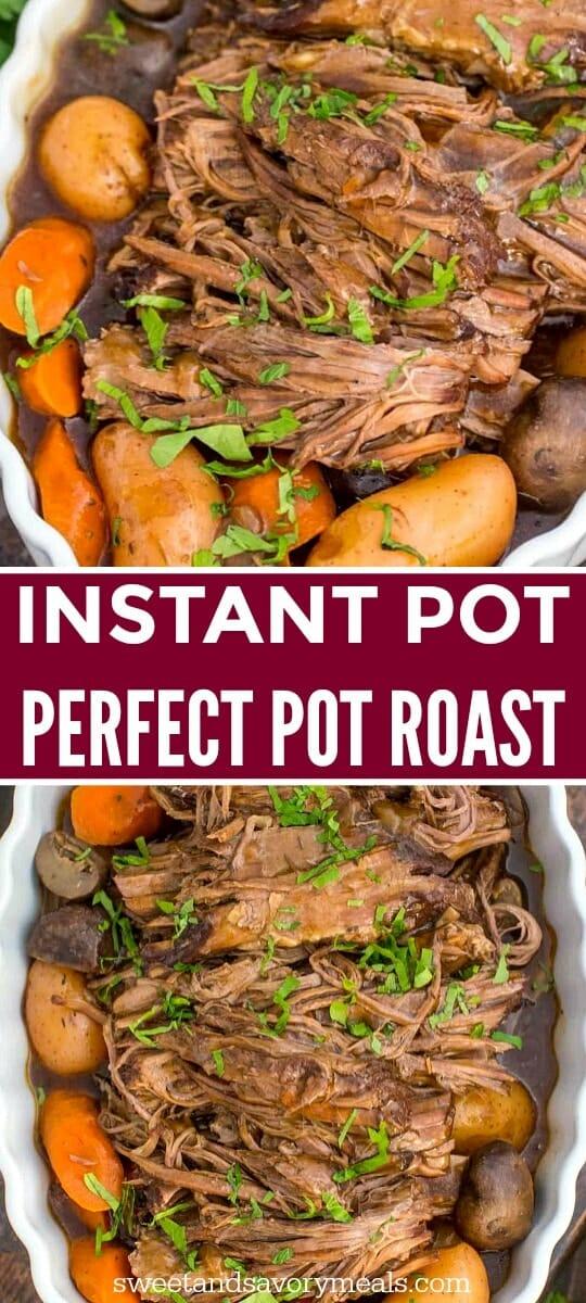 Best Instant Pot Pot Roast