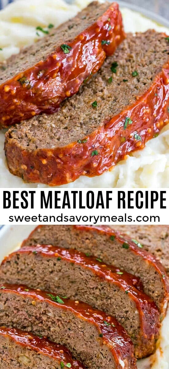 Best Meatloaf from Scratch