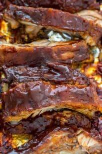 Oven Barbecue Ribs Recipe