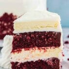 Red Velvet Cake Cheesecake Cheesecake Factory Copycat