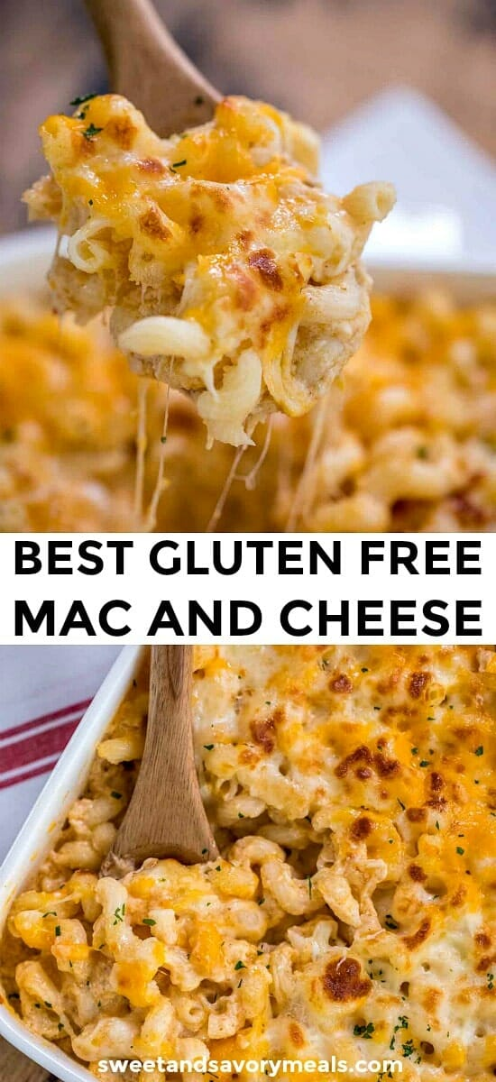 Best Gluten Free Mac and Cheese Recipe