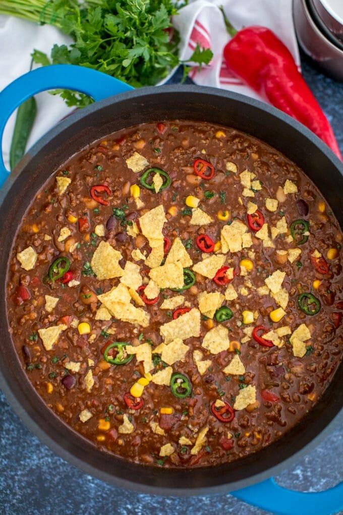 Classic Chili recipe